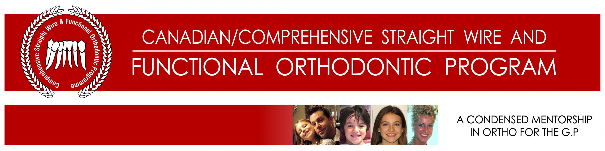 Comprehensive Straight Wire and Functional Orthodontic ProgramMy WordPress